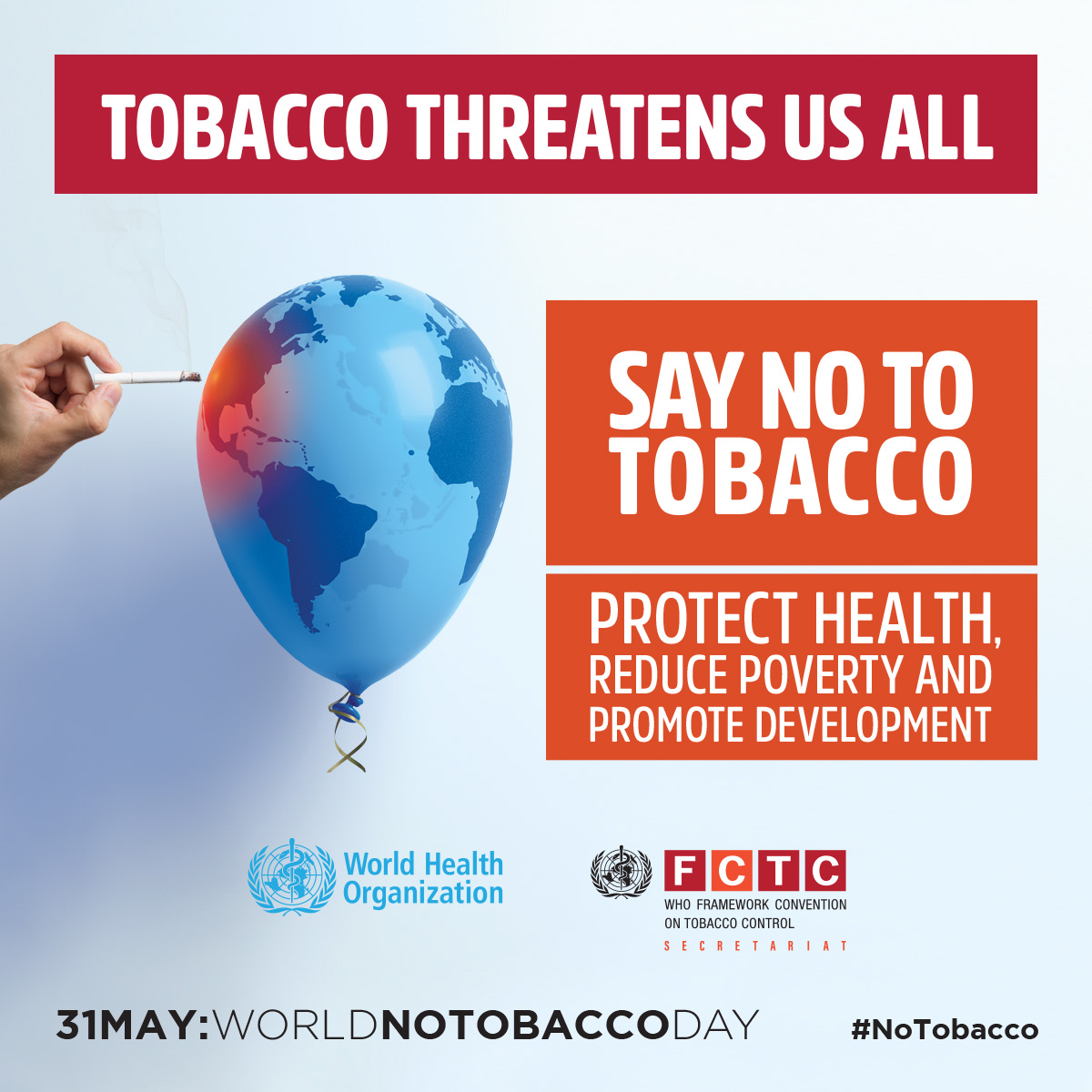 say no to tobacco Answers from doctors on say no to tobacco posters first: the site is not really intended to give definitive answers i think you should use our answers as a starting.