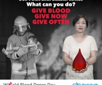 asian world blood donor day
