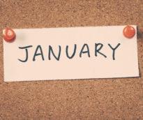 January 2020 Closures